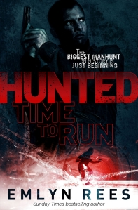 Pre-order HUNTED by Emlyn Rees for the Kindle