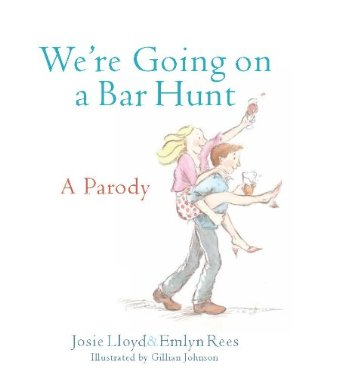 We're Going on a Bar Hunt - out in hardback from 17th October!